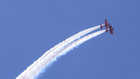 Do You Have What It Takes an Air Show Stunt Pilot?
