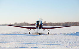 Preparing Your Plane for Cold Weather Storage and Flying, November 2016